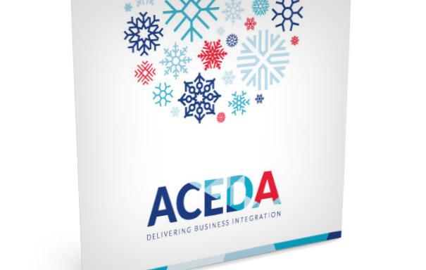 Aceda Christmas Card