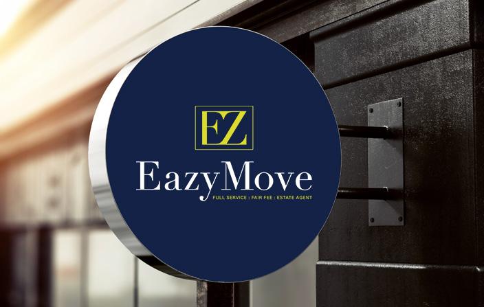 Eazy Move - Branding Teesside