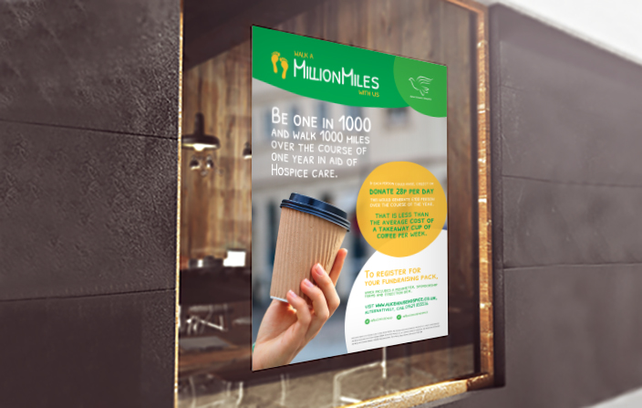 Million Miles Poster